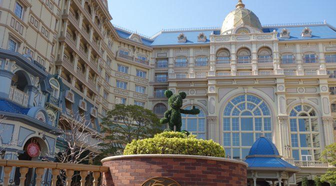 東京ディズニーランドホテル・スタンダード・コーナールーム(3階)