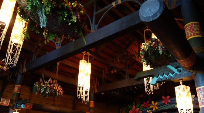 東京ディズニーランドのランチショー「リロのルアウ&ファン」へ行った。その②