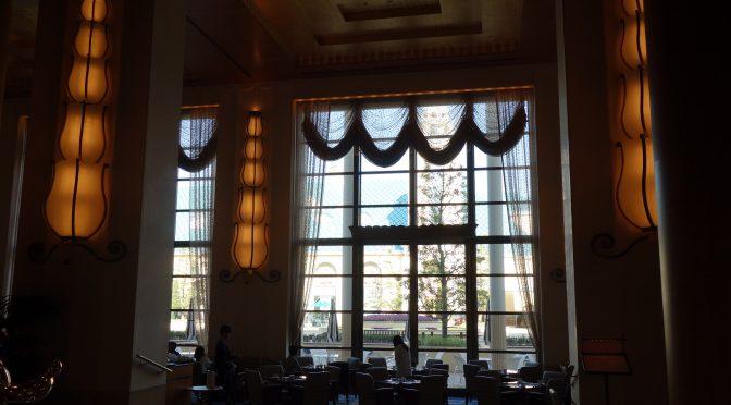 ハイピリオン・ラウンジで朝食をinディズニーアンバサダーホテル