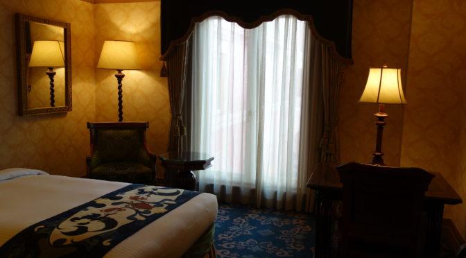 宿泊したホテルミラコスタ ポルト・パラディーゾ・サイド スーペリアルーム(ピアッツァビュー)客室の位置と眺め